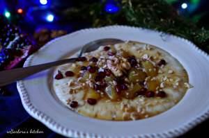 Zimní rýžová kaše - aneb jak z instantní připravit luxusní | reBarbora's kitchen