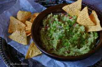 Guacamole - mexická pomazánka/dip z avokáda | reBarbora's kitchen