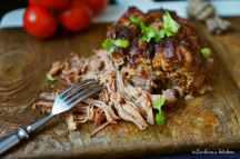 Pulled pork - trhané vepřové maso | reBarbora's kitchen
