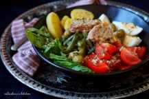 Salát Nicoise | reBarbora's kitchen