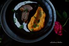 Kachna s batátovým pyré (kaší) | reBarbora's kitchen