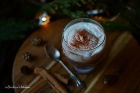 Horká čokoláda pro dospělé - s červeným vínem | reBarbora's kitchen
