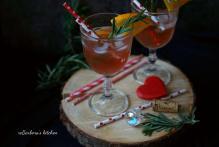 Valentýnský Cointreau drink | reBarbora's kitchen