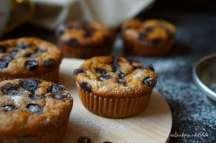 Banánové muffiny s čokoládou | reBarbora's kitchen