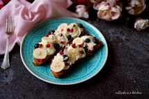 French toust s ovocem | reBarbora's kitchen