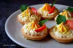 Citronové tartaletky | reBarbora's kitchen