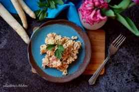 Kuskus s chřestem   reBarbora's kitchen