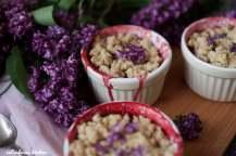 Jahodový crumble s oříškovou drobenkou | reBarbora's kitchen