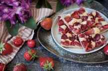 Letní jogurtový koláč s ovocem | reBarbora's kitchen