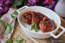 Kuřecí kousky v marinádě z harissy | reBarbora's kitchen