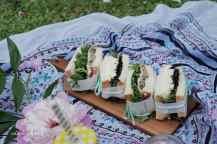 Tipy na piknik s Porto cruz pink | reBarbora's kitchen