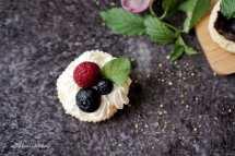 Mini cheesecake s ovocem | reBarbora's kitchen