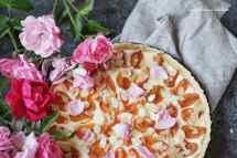 Křehký meruňkový koláč s tvarohem | reBarbora's kitchen