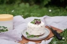 Prababiččin pikantní tvarohový sýr se sušenými rajčaty | reBarbora's kitchen