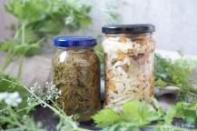 Zavařování (nejen) zeleniny aneb jak naložit s octem | reBarbora's kitchen