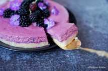 Ostružinový cheesecake - nepečený | reBarbora's kitchen