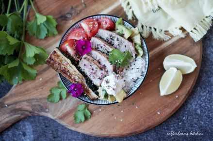 Tuna bowl - (nejen) zeleninová miska s tuňákem | reBarbora's kitchen