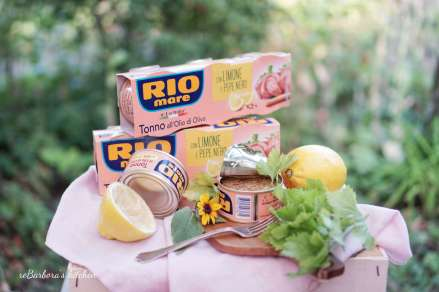 Soutěž s Rio Mare | reBarbora's kitchen