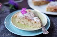 Francouzský jablečný koláč | reBarbora's kitchen