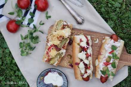 LotusGrill: Domácí Hot dogs | reBarbora's kitchen