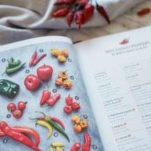 Recenze knih: Red hot chilli kuchařka -Anton Enns, Nadja Buchczik | reBarbora's kitchen