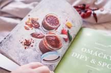 Recenze knih: Red hot chilli kuchařka -Anton Enns, Nadja Buchczik   reBarbora's kitchen
