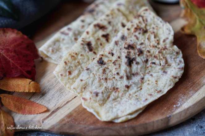 Staročeské bramborové lokše | reBarbora's kitchen