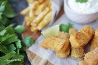 Domácí rybí prsty | reBarbora's kitchen